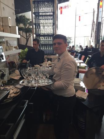 Restaurant felicita dans saint gregoire avec cuisine for Restaurant saint gregoire