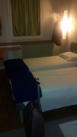 Hotel ibis budget Rio de Janeiro Centro: Apartamento do 10º andar