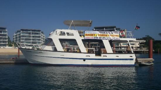 M. V. Aquana Cruises