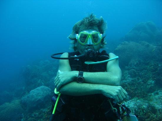 Tobago Dive Experience: Sean Robinson