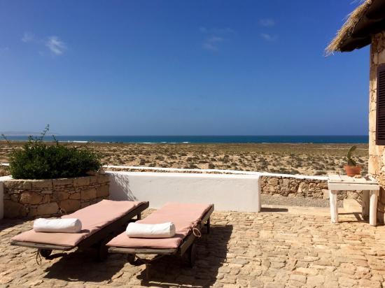 Espingueira, Tanjung Verde: Villa Derrubado exterior