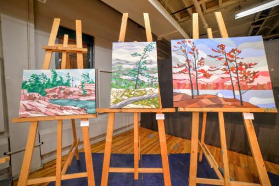 Paint by Munzy: Beautiful, original oil landscape paintings by KW artist Jonathan Munz.