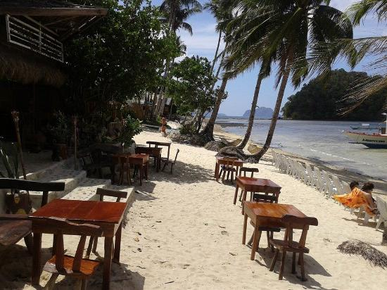Orange Pearl Beach Resort Front