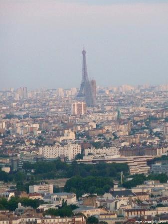 Sannois, Γαλλία: Qualité de l'assiette, qualité de la vue !