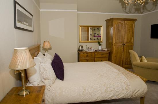 Connel, UK: Bedroom