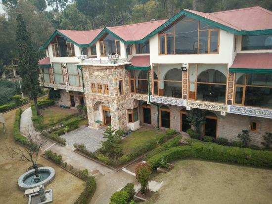 Kuthar Palace Heritage Resort
