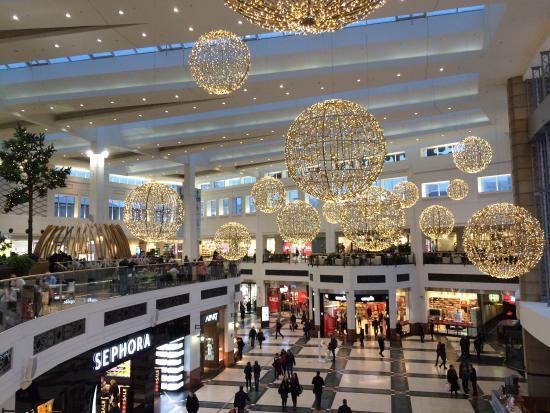 Arkadia Shopping Mall
