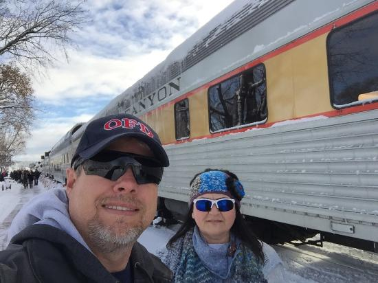 Grand Canyon Railway : photo0.jpg