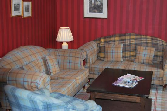 The Scot House Hotel and Restaurant: Lounge
