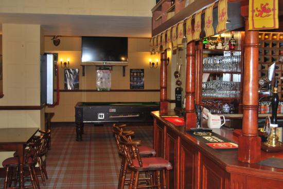 The Scot House Hotel and Restaurant: Bar