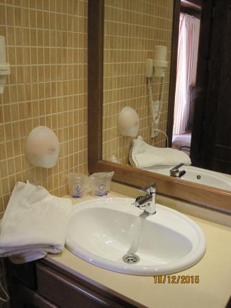 Lanjaron, Spanien: lavabo