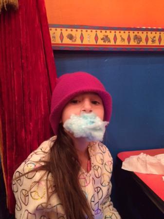 Circus Cafe: Cotton Candy at the Circus