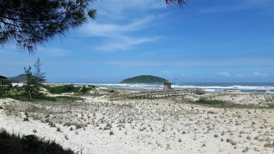 Praia de Ibiraquera: 20160105_143521_large.jpg