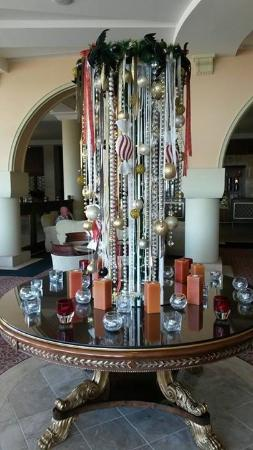 Elysium Hotel: Reception