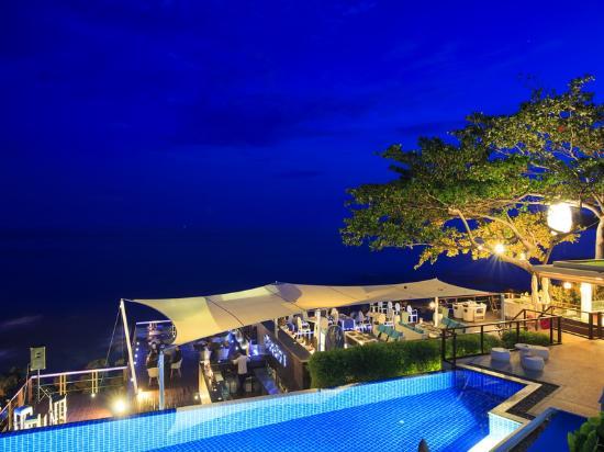 RockPool Samui: Stunning ocean views