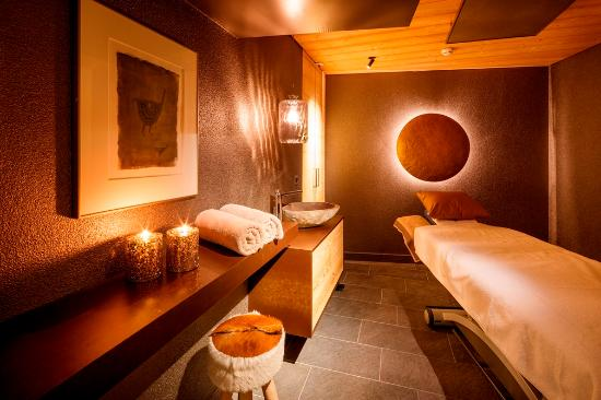 massage raum picture of hotel piz buin klosters