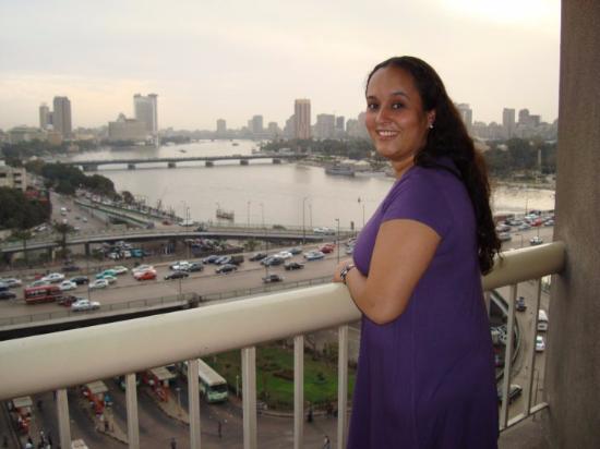 Ramses Hilton: Vista do hotel