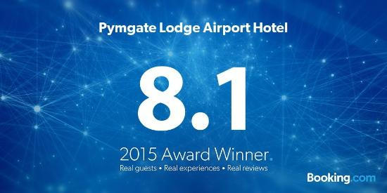 Pymgate Lodge Airport Hotel: I thank all our guests for great reviews. Thanks to our hard work and guest satisfaction - we we