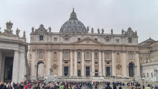 Domus Carmelitana: St Peter's