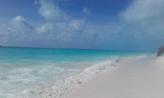 Hotel Pelicano: Playa Sirena