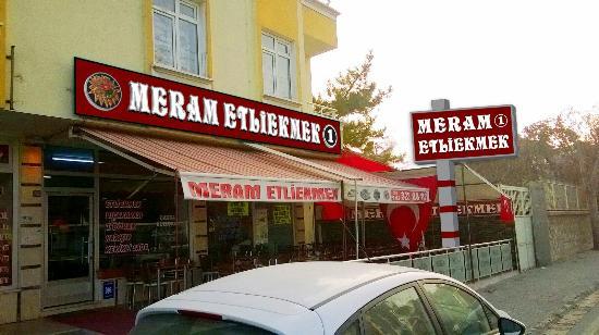 Meram Etli Ekmek