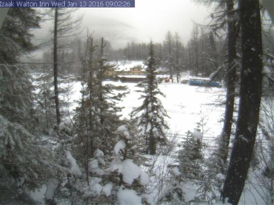 Essex, Монтана: Winter 2016