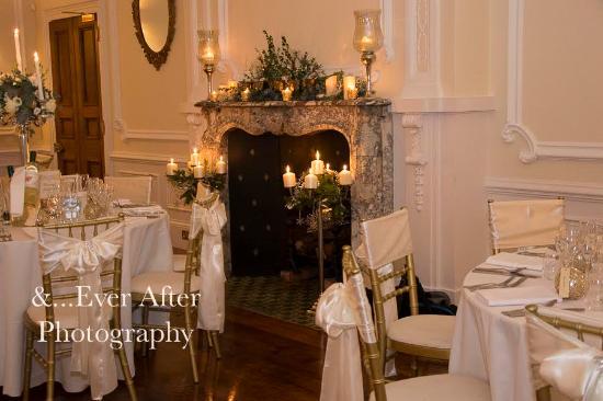 Hutton Rudby, UK: Wedding Breakfast