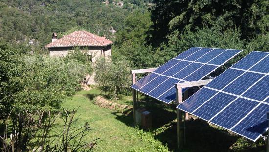 Tosi, Italien: fotovoltaico