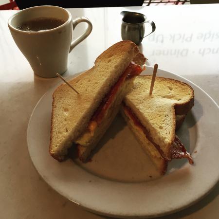 Photo of Cafe Rigolo Cafe at 3465 California St, San Francisco, CA 94118, United States