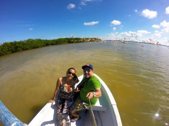 Rio Lagartos Adventures: Tour en la Ria
