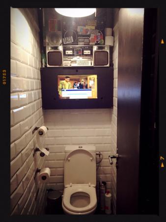 B boyz toilettes b boyz menu b boyz mur déco street art