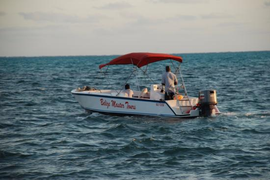 Pelican Reef Villas Resort: Great Fishing with Belize Master Tours