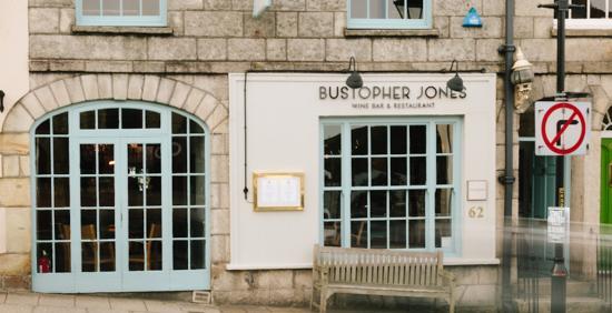 Bustopher Jones Wine Bar & Restaurant
