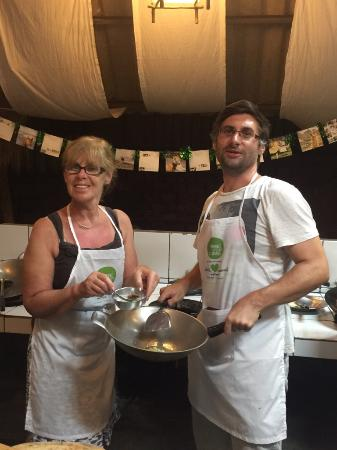 Time For Lime - Creative Thai Cooking School: delightful