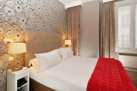Emeraude Hotel Plaza Etoile: Chambre Classique