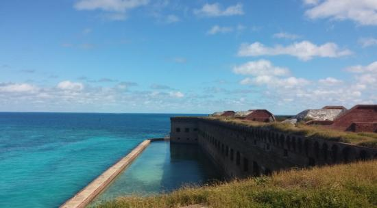 Dry Tortugas National Park: Beautiful location in the middle of nowhere.