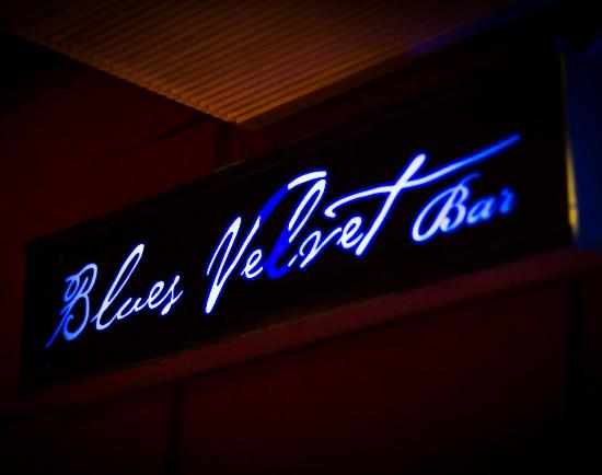 Blues Velvet Bar