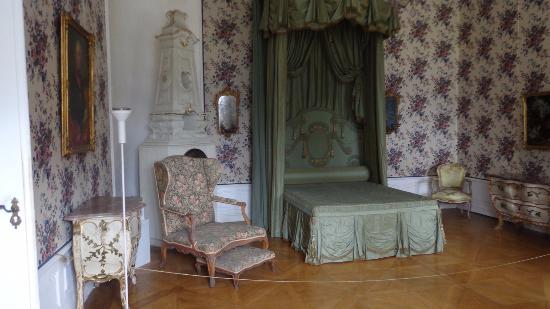 Seeschloss Memmelsdorf - Schlafzimmer - Bild von Schloss Seehof ...