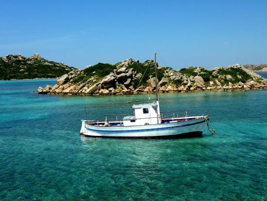 Costa Smeralda, Italy: La Maddalena