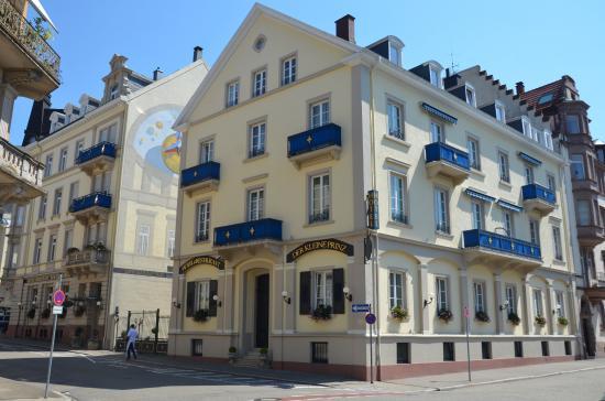 Hotel Der Kleine Prinz Baden Baden