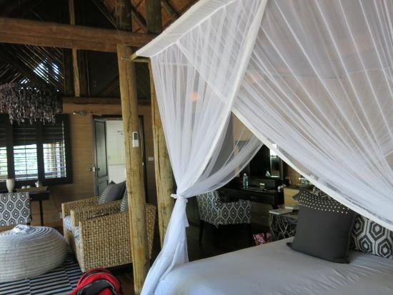 Savute Safari Lodge: Room
