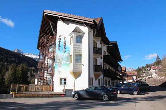 Hotel Fanes Wellness & Spa : Hotel Fanes