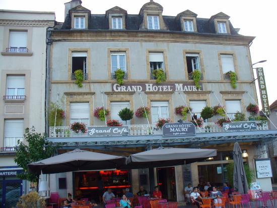Grand Hotel Maury