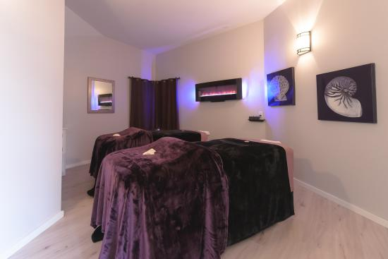 Пентиктон, Канада: Couples Massage Room