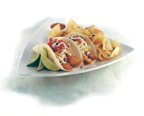 Farmingdale, Νέα Υόρκη: So. Cal Fish Tacos
