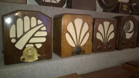 Exhibition of Radio History