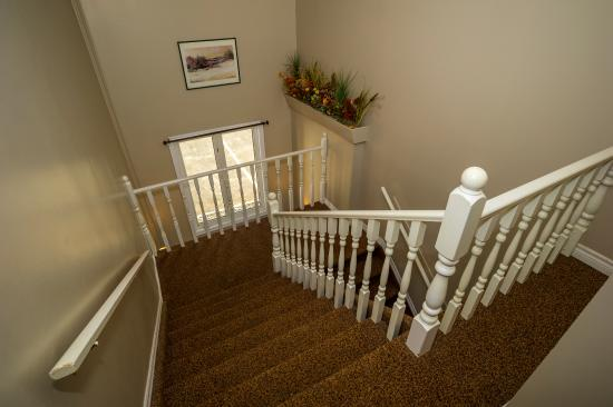 Clarenville, Canada: Interior Stairway