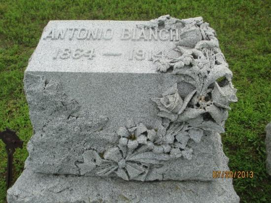 Barre, VT: Old Monument from the 1800's