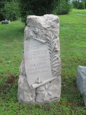 Barre, VT: Old Monument, all hand carved!