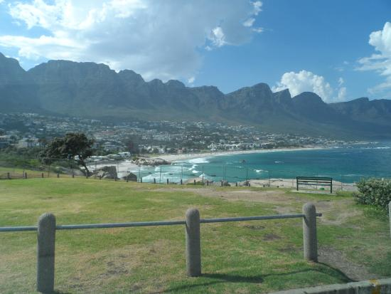 Camp's Bay Beach, África do Sul